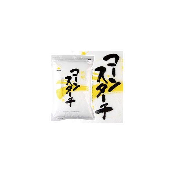 コーンスターチ 1kg 火乃国食品 製菓 澱粉 大容量 まとめ買い 業務用 [常温商品]
