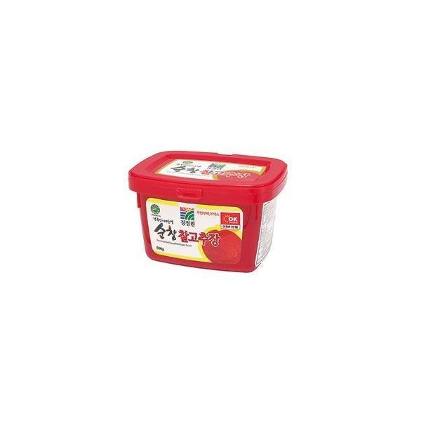 韓国産スンチャン・コチュジャン 500g ヤンバン 韓国料理 業務用 [常温商品]