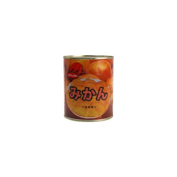 みかん 特 M缶 2号缶 缶詰 フルーツ 果物 蜜柑 ミカン オレンジ 柑橘系 業務用 [常温商品]