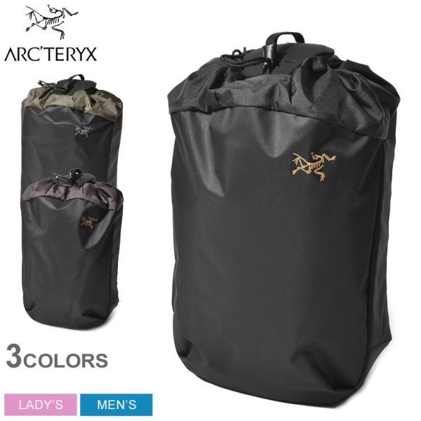 ARC'TERYX アークテリクス バックパック アロー 20 バケットバッグ 24017 メンズ レディース リュック ブランド 鞄 おしゃれ|z-mall
