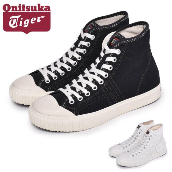 オニツカタイガースニーカーメンズレディースOKバスケットボールMTONITSUKATIGER1183A203ブラック黒ホワイト白