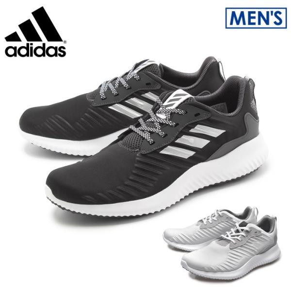 アディダス adidas ランニングシューズ アルファ バウンス RC メンズ z-sports