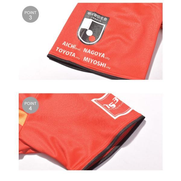 名古屋グランパス レプリカ ユニフォーム Tシャツ 半袖 ユニ P2JA9Y0809 メンズ ウェア サッカー 2019|z-sports|04
