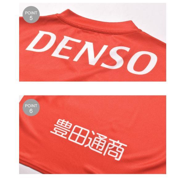 名古屋グランパス レプリカ ユニフォーム Tシャツ 半袖 ユニ P2JA9Y0809 メンズ ウェア サッカー 2019|z-sports|05