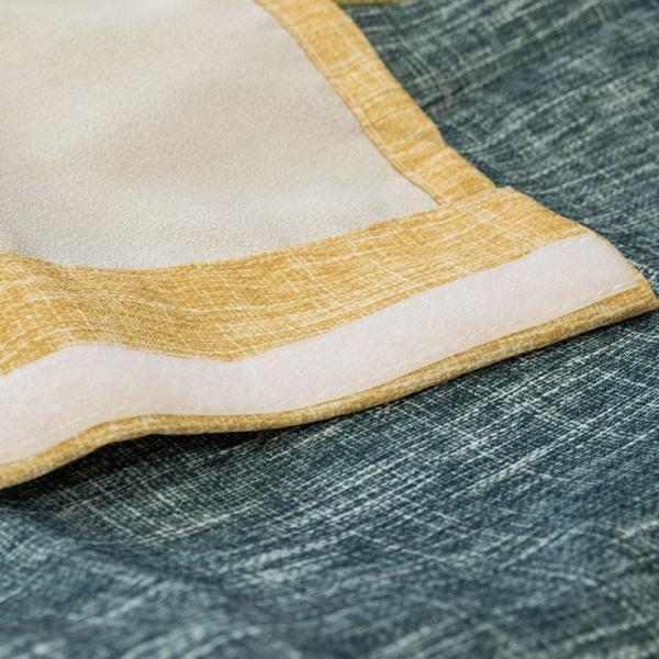 のれん 2WAY 速乾 洗える暖簾 ハーモニー 85×150cm【メール便送料無料】 zabu 07