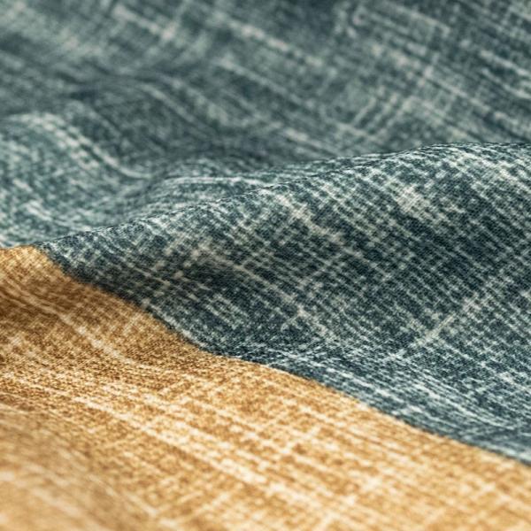 のれん 2WAY 速乾 洗える暖簾 ハーモニー 85×150cm【メール便送料無料】 zabu 08
