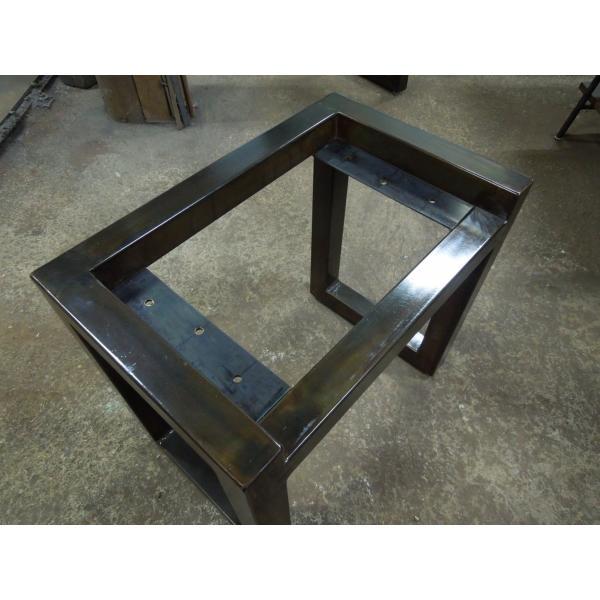 アイアンスツール 椅子 ミニテーブル サイドテーブル ヴィンテージ仕上げ 高40×幅44×奥行28.5 サイズオーダーOK。|zacc|07