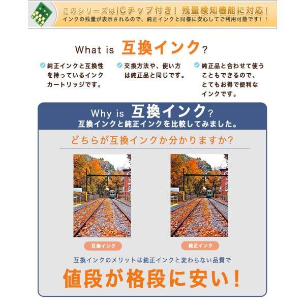 インクタンク カートリッジ BCI-321+320/5MP 5色セット キャノン BCI 321 320 シリーズ Canon 互換インク PIXUS プリンターインク ICチップ付 インク残量検知 zacca-15 03