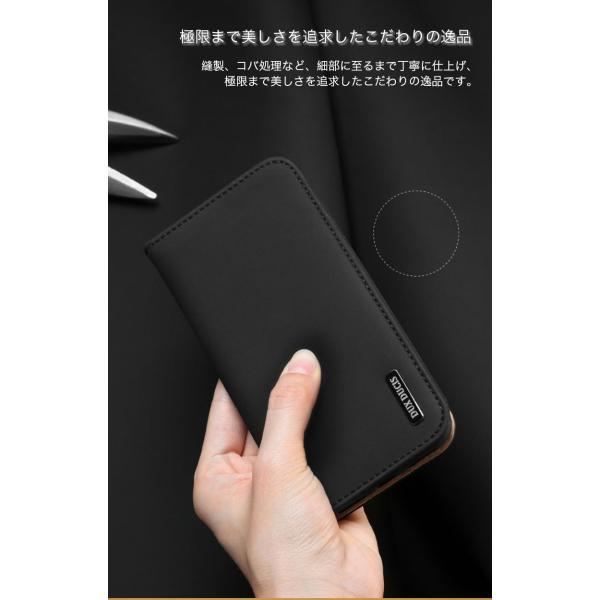 7a9bf36f27 ... iPhone8 ケース 手帳型 本革 iPhone8 Plus ケース 耐衝撃 財布型 レザー iPhone7 カバー