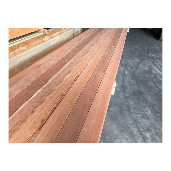 1-146 シ)アピトン材 フローリング トラック 荷台 修理 DIY 張替え(長さ5m×厚み2cm×幅12.5cm(働き幅) zaimoku-techan 02