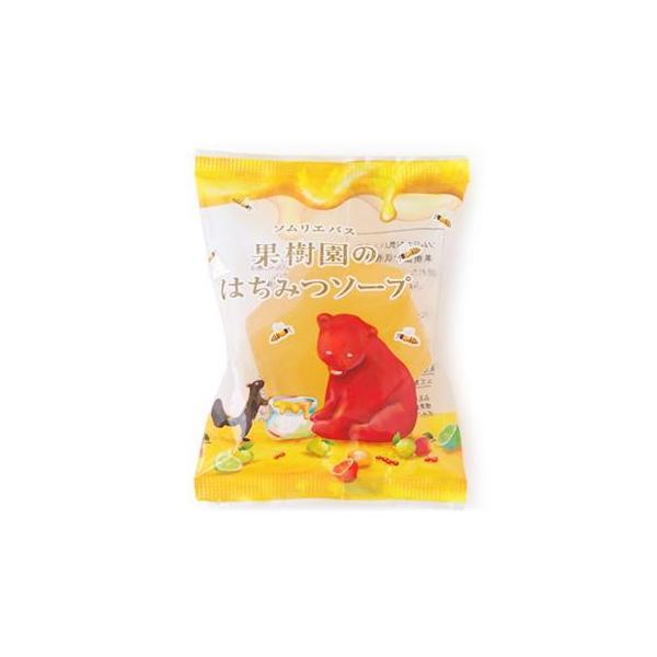 果樹園のはちみつソープ 12個入り   代引き・同梱不可【COMシリーズ】