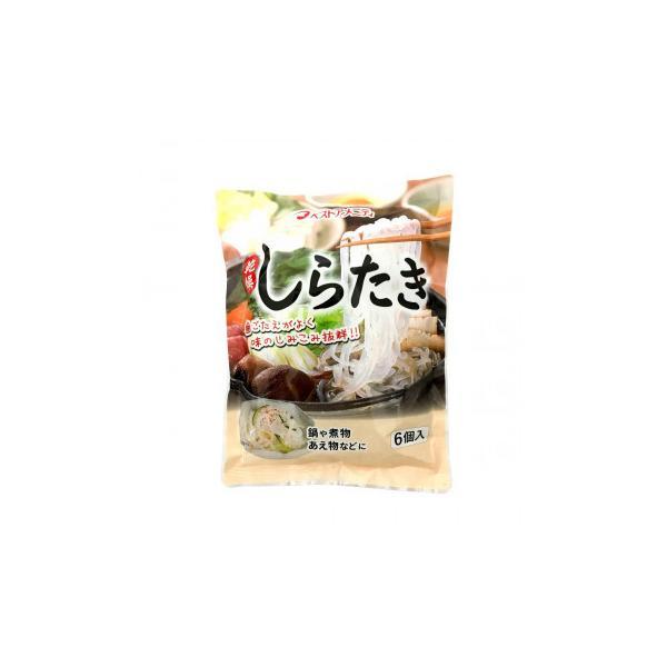 乾燥しらたき 6個入り 12セット F01-207   代引き・同梱不可【COMシリーズ】