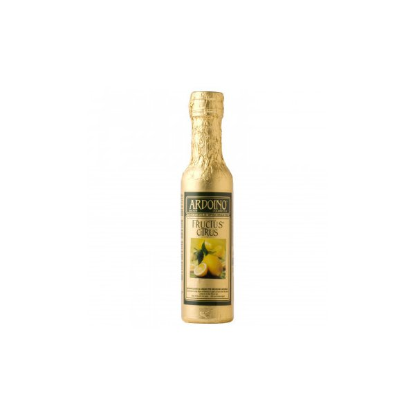 アルドイーノ エキストラヴァージンオリーブオイル レモン風味 250ml 12本セット 151   代引き・同梱不可【COMシリーズ】