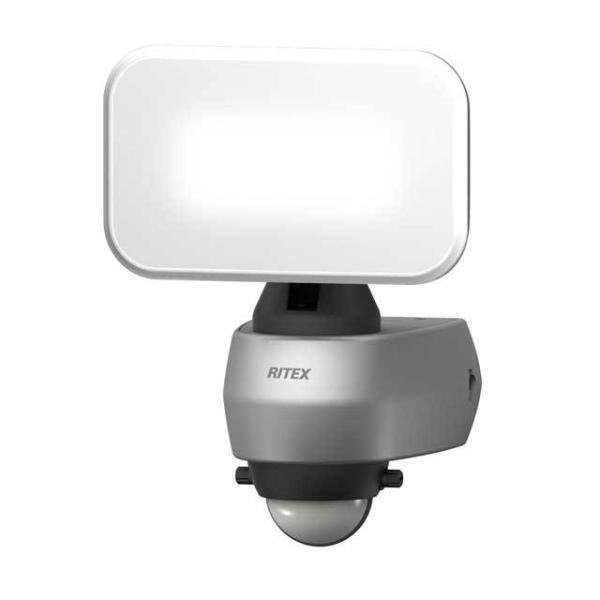 ムサシ ライテックス 9Wワイド LEDセンサーライト LED-AC309