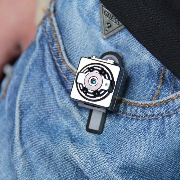 防犯カメラ 超小型 フルHD監視カメラ 送料無料 充電式 ウェアラブル micro SDカード 録画 1080P 親指サイズ|zakka-gs|04