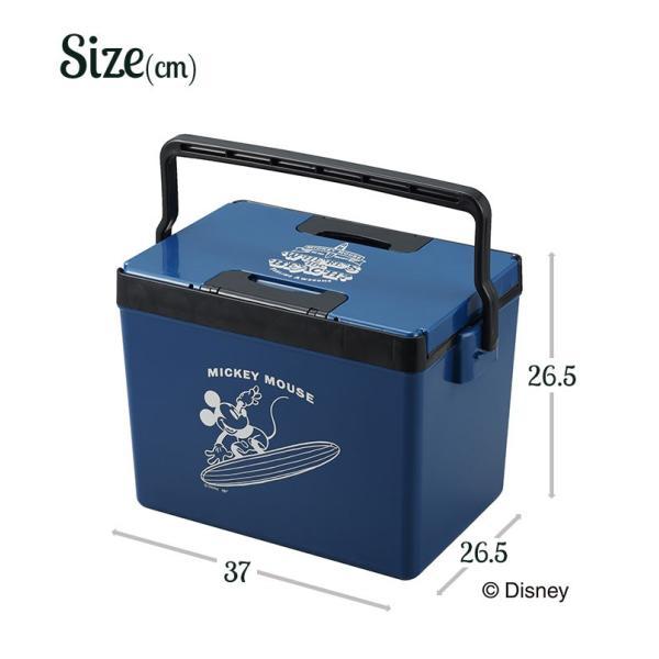 クーラーボックス 小型 小型クーラーボックス クーラーボックス ディズニー クーラーボックス ミッキー 12L ミッキー 小型 クーラーBOX|zakka-gu-plus|06