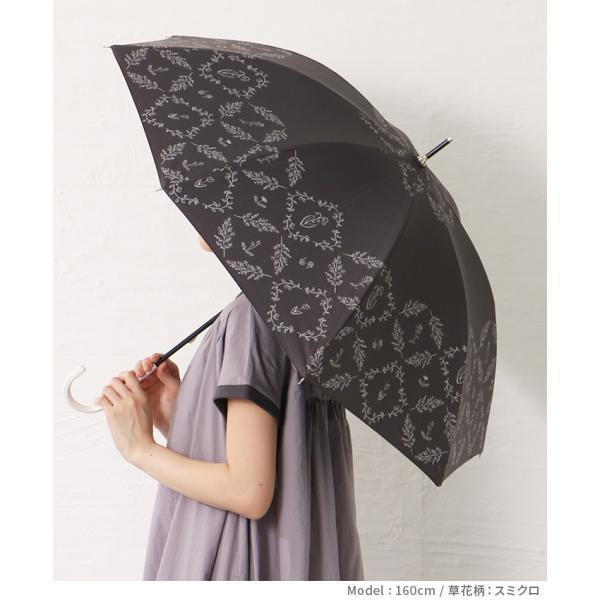 日傘 完全遮光 遮光率 100% UVカット 99.9% 紫外線対策 UV対策 晴雨兼用 レディース【宅配便送料無料】|zakka-naturie|08
