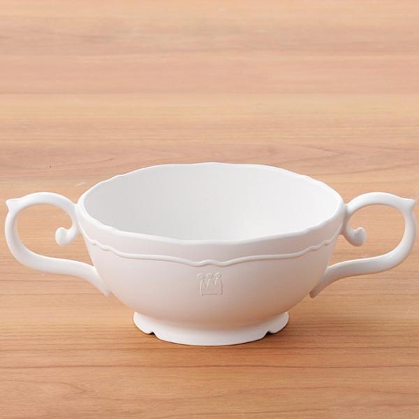 即納 レアーレ Reale スープカップ ポタジェ 白(離乳食 食器 おしゃれ かわいい ベビー食器 子ども食器 子供用食器 子供 ベビー キッズ)|zakka-nekoya|03