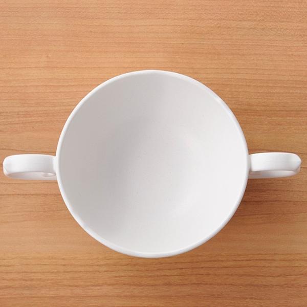 即納 レアーレ Reale スープカップ ポタジェ 白(離乳食 食器 おしゃれ かわいい ベビー食器 子ども食器 子供用食器 子供 ベビー キッズ)|zakka-nekoya|04