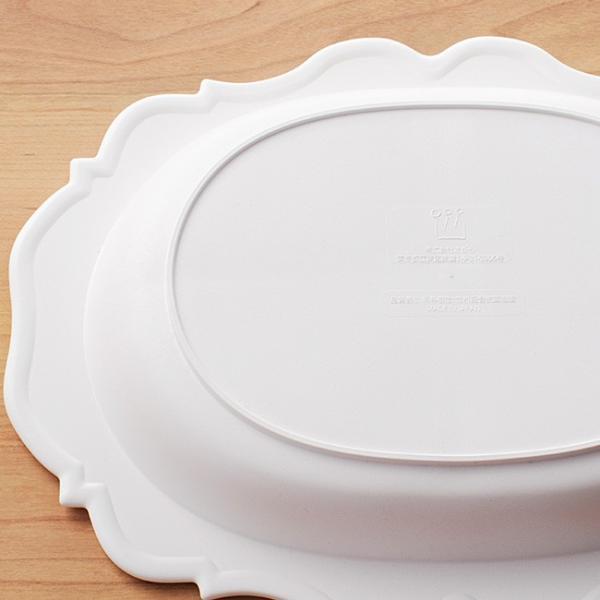 即納 レアーレ Reale 三食皿 ガルソン 白(離乳食 食器 おしゃれ かわいい ベビー食器 子ども食器 子供用食器 子供 ベビー)|zakka-nekoya|05