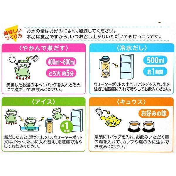 ごぼう茶 100% 3g x 168包 山本漢方|zakka-park|04