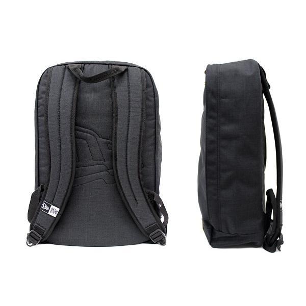 NEW ERA ニューエラ 11157343/7525 Pack HTR BLACK/19L リュックサック/バックパック/デイパック/バッグ/カバン/鞄 メンズ/レディース