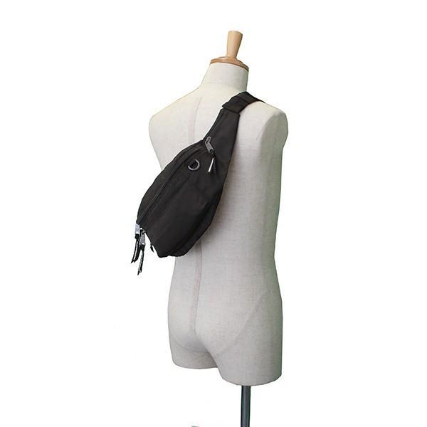 INDISPENSABLE インディスペンサブル ウェストバッグ アタッチ WAIST BAG ATTACH ボディバッグ ウェストバッグ メンズ レディース 14042000 zakka-tokia 05