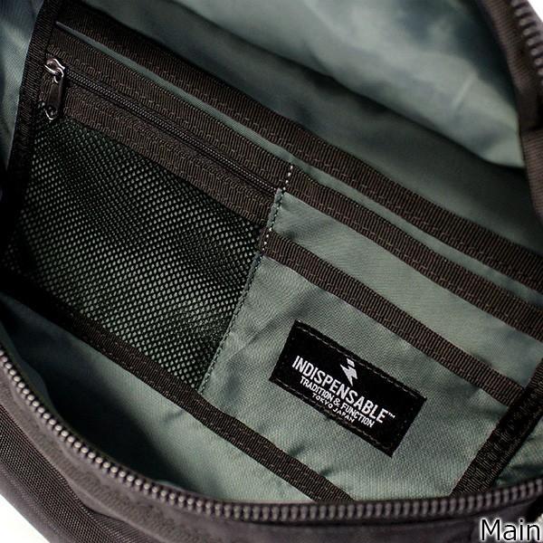 INDISPENSABLE インディスペンサブル ウェストバッグ アタッチ WAIST BAG ATTACH ボディバッグ ウェストバッグ メンズ レディース 14042000 zakka-tokia 08