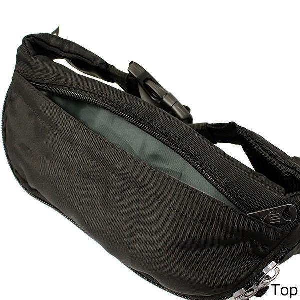 INDISPENSABLE インディスペンサブル ウェストバッグ アタッチ WAIST BAG ATTACH ボディバッグ ウェストバッグ メンズ レディース 14042000 zakka-tokia 10