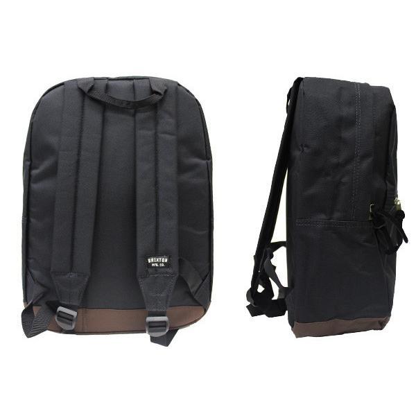 BRIXTON/ブリクストン CARSON BACKPACK/315-05097-0130 OS リュック リュックサック バックパックサック/カバン/鞄 メンズ/レディース|zakka-tokia|02