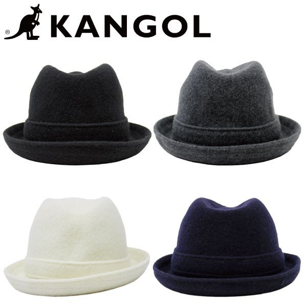 KANGOL カンゴール Heritage ヘリテージ WOOL PLAYER ハット 帽子 メンズ レディース ウール 6447BC|zakka-tokia|02