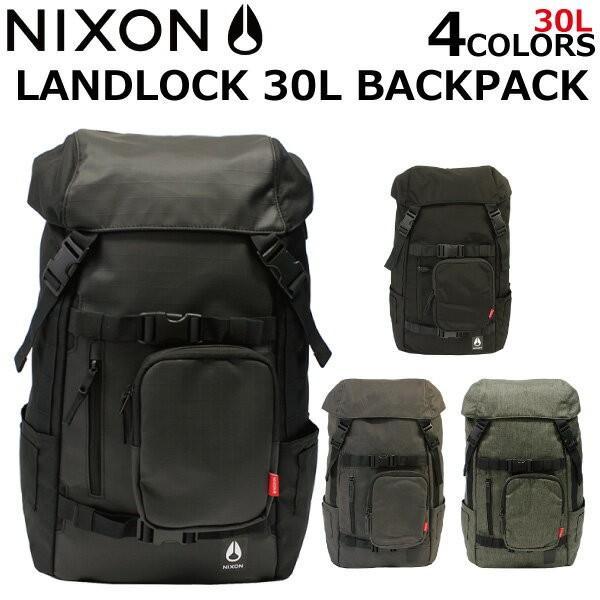 c15fbc9192e4 NIXON ニクソン LANDLOCKIII ランドロック3 リュック リュックサック ...