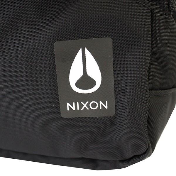 NIXON ニクソン Smith Skatepack III スミス スケートパック 3 バックパック リュックサック デイパック バッグ A3 C2815 ブラック|zakka-tokia|06