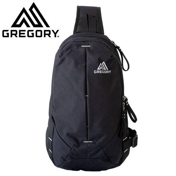 GREGORY グレゴリー Sketch 8 スケッチ  ボディバッグ バッグ レディース メンズ 109449 ブラック|zakka-tokia