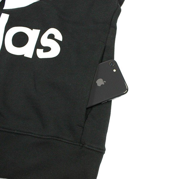 adidas Originals アディダス オリジナルス TREFOIL HOODIE トレフォイル パーカー パーカー レディース ブラック グレー ブルー ルームウェア 部屋着|zakka-tokia|06