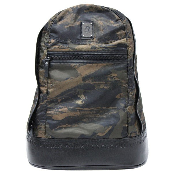 DIESEL ディーゼル X03485 PR608 H5254 NEW RIDE リュックサック/バックパック/デイパック/カバン/鞄 メンズ/レディース|zakka-tokia