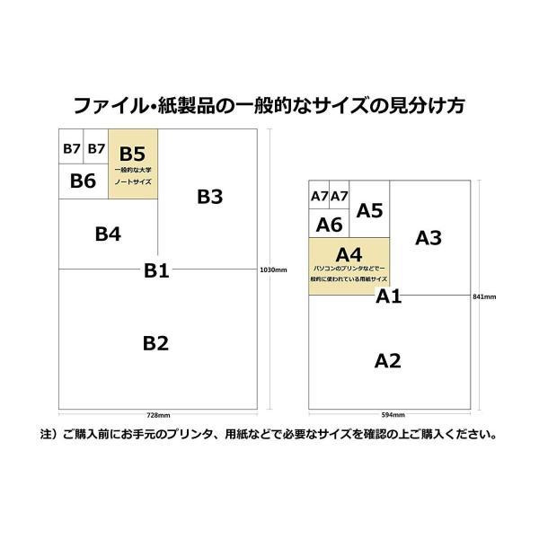 ナカバヤシ フリーアルバム スウィートカラーズ 100年台紙A4 ブルー アH-A4F-142-B|zakka-viento|06