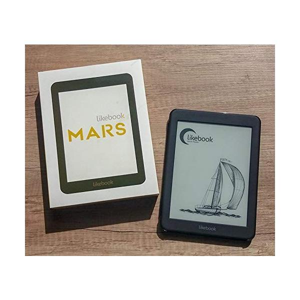 セット品 Three One? 電子書籍リーダー Likebook Mars Likebook Mars本体,専用ハードカバー,液晶保護フィ|zakka-viento|08