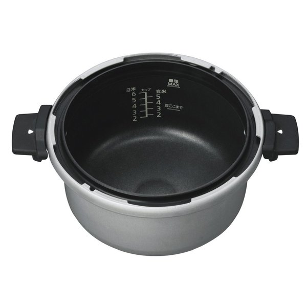Panasonic マイコン電気圧力なべ ノーブルシャンパン SR-P37-N|zakka-viento|03