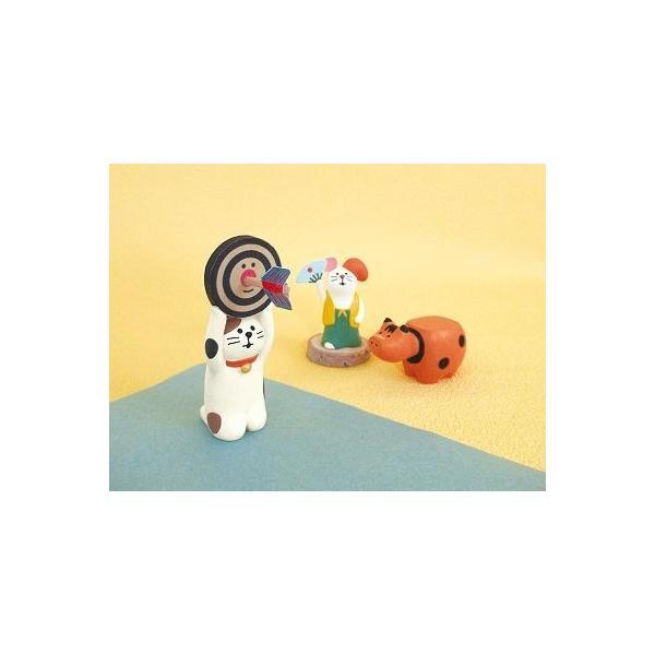 DECOLE concombre 当たり矢福猫 zakkahibinene 02
