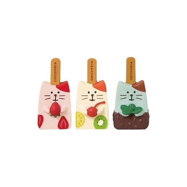 DECOLE concombre にゃんこアイスバーセット|zakkahibinene