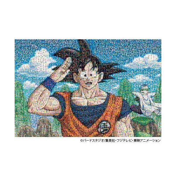 1000-346 ジグソーパズル ドラゴンボールZ モザイクアート|zakkaso-ko