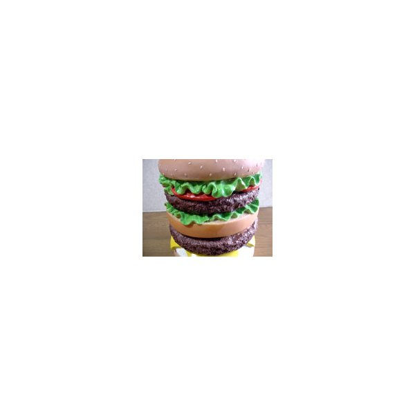 送料無料 おもしろ雑貨-チェアーイースね-ハンバーガー zakkayafree 04