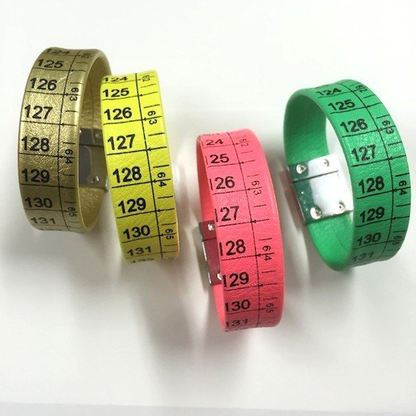 メジャー風 メジャーテイスト 4色 ブレスレット 磁石 マグネット /ゴールド イエロー ピンク グリーン 脱着らくちん ソフトレザータッチ zakkayakaeru