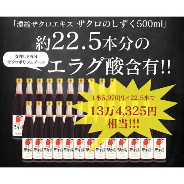 妊活 サプリメント ザクロ エラグ酸 葉酸 マカ 亜鉛 ビタミンC  ビタミンB12 栄養機能食品 送料無料 石榴の滴(ザクロのしずく) 男  男性 zakuroya 17