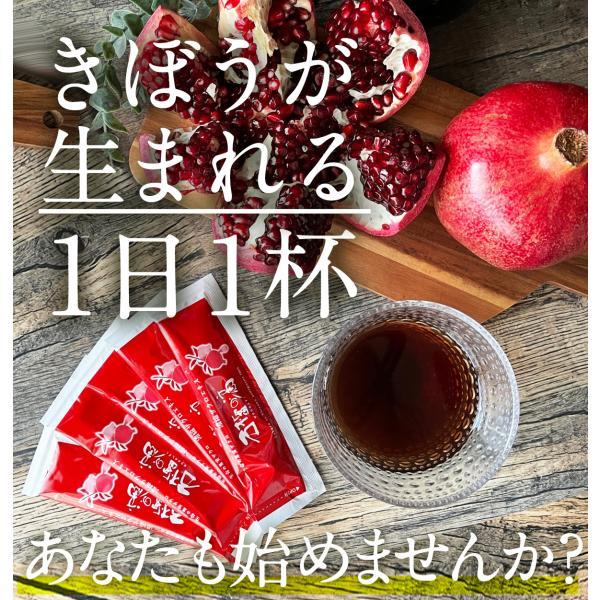 ざくろジュース 約1L相当 ポッキリ1000円 100% 無添加 妊活 ザクロのしずく ザクロジュース スティック 20ml×5本 オープン記念 セール ザクロ酢 葉酸|zakuroya|21