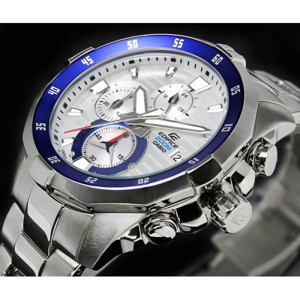 15c33ce854 ... ポイント5倍 送料無料 カシオ CASIO 腕時計 メンズ EDIFICE エディフィス クロノグラフ EFM-502D ...