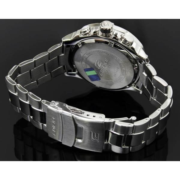 337b4067c8 ... ポイント5倍 送料無料 カシオ CASIO 腕時計 メンズ EDIFICE エディフィス クロノグラフ EFM-502D
