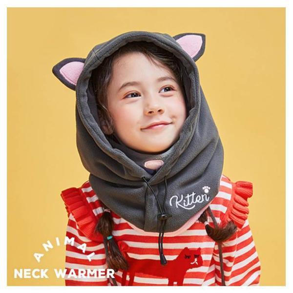 キッズ 帽子 ニット帽子 冬 子供 防寒 耳当て付き あったかい 女の子 男の子 首保護 韓国風 ブルー ピンク コーヒー 防風 調節ボタン付き マスク付き|zakzak|11