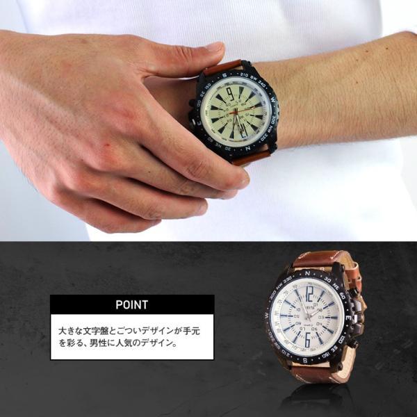 腕時計 大好評  スポーツウォッチ 4色 メンズ|zakzak|04